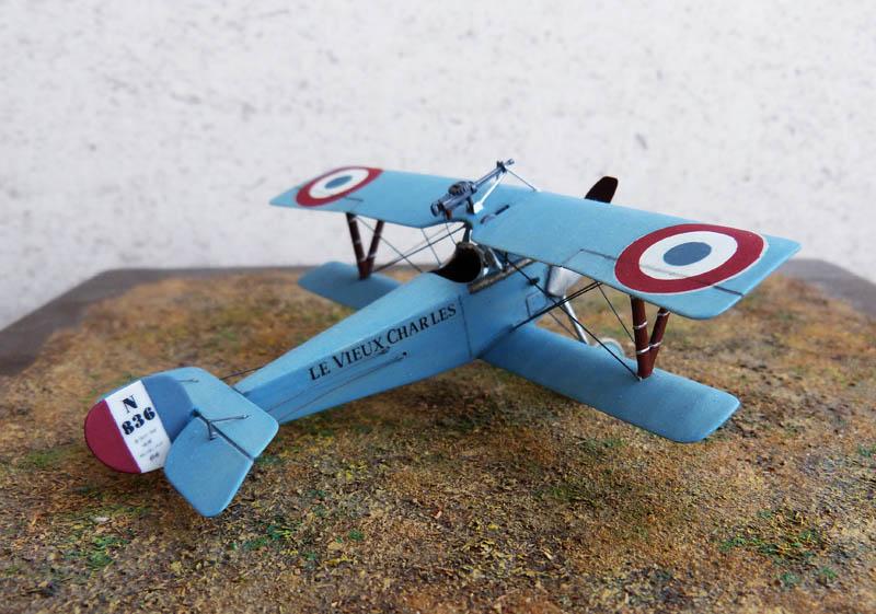 [1916] Toko - Nieuport 11 de Georges Guynemer. Nieupo37