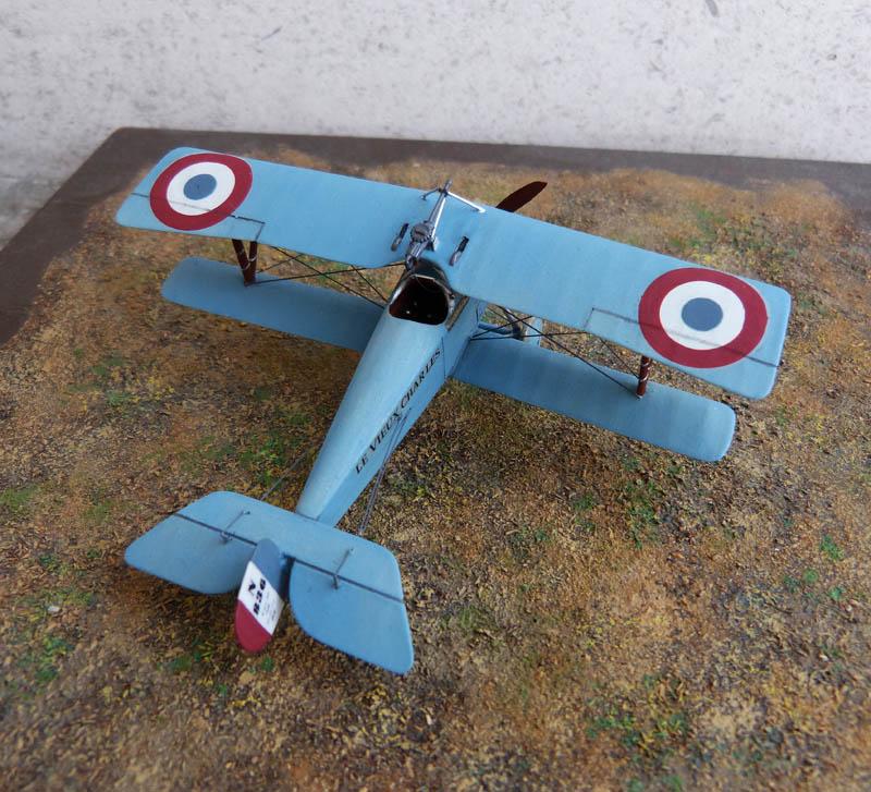 [1916] Toko - Nieuport 11 de Georges Guynemer. Nieupo38