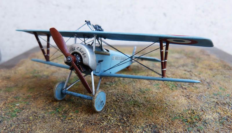 [1916] Toko - Nieuport 11 de Georges Guynemer. Nieupo40