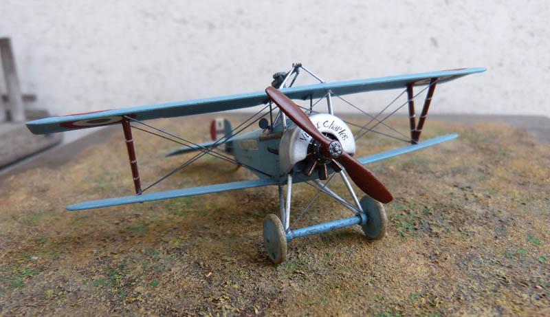 [1916] Toko - Nieuport 11 de Georges Guynemer. Nieupo41