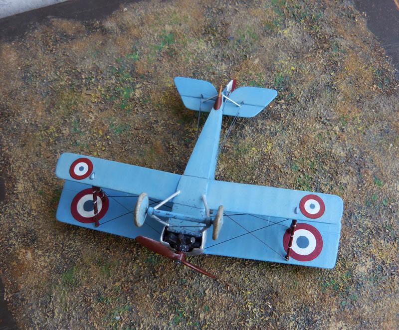 [1916] Toko - Nieuport 11 de Georges Guynemer. Nieupo43