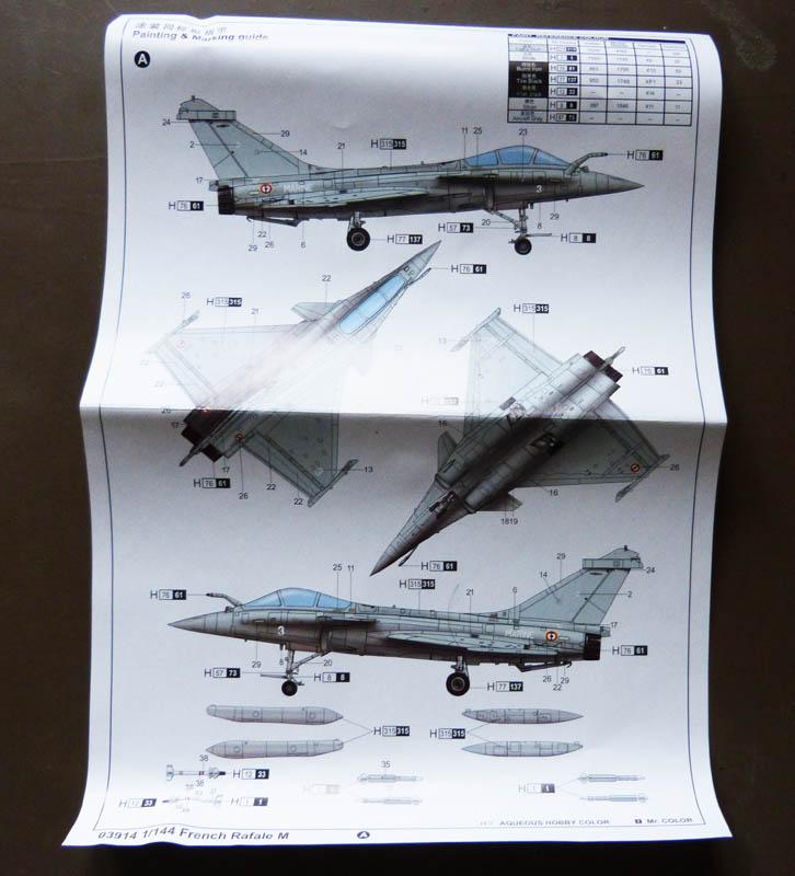 [Trumpeter] Dassault Rafale M - 1/144 Rafale10