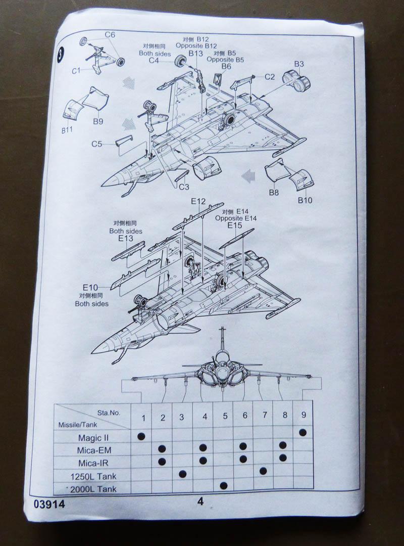 [Trumpeter] Dassault Rafale M - 1/144 Rafale13