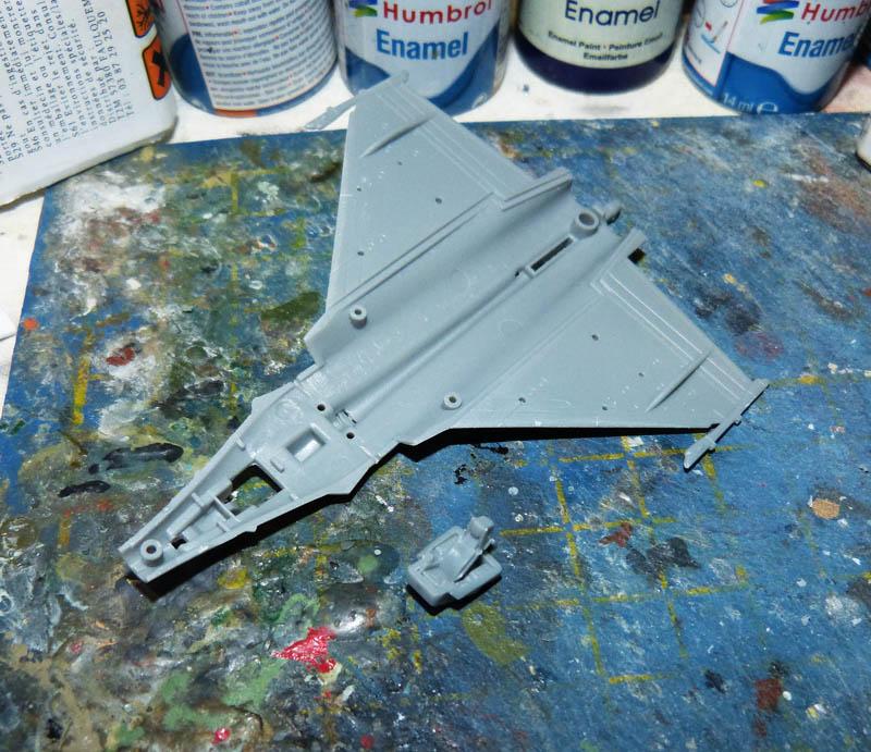 [Trumpeter] Dassault Rafale M - 1/144 Rafale15