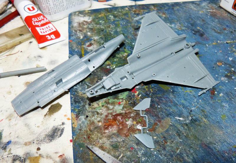 [Trumpeter] Dassault Rafale M - 1/144 Rafale16