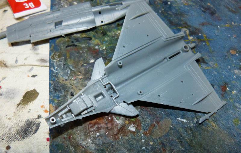 [Trumpeter] Dassault Rafale M - 1/144 Rafale17