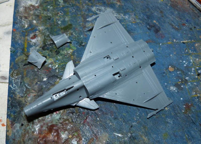 [Trumpeter] Dassault Rafale M - 1/144 Rafale18