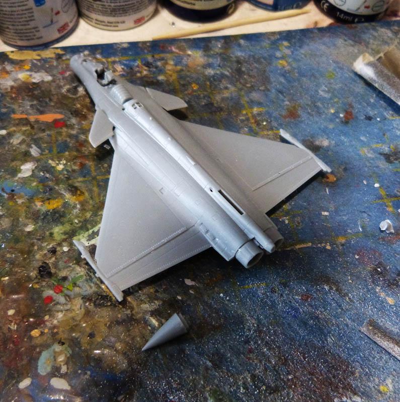 [Trumpeter] Dassault Rafale M - 1/144 Rafale19