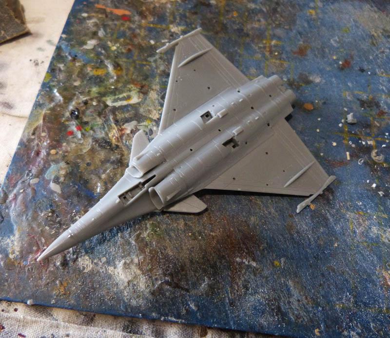 [Trumpeter] Dassault Rafale M - 1/144 Rafale20