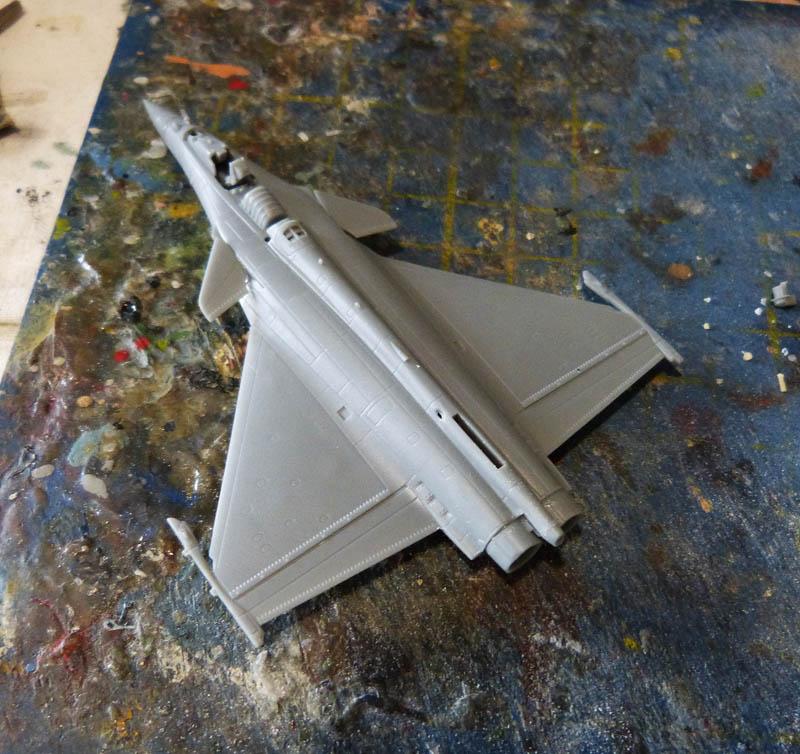 [Trumpeter] Dassault Rafale M - 1/144 Rafale21