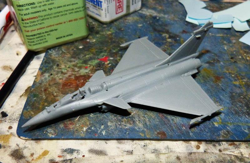 [Trumpeter] Dassault Rafale M - 1/144 Rafale23