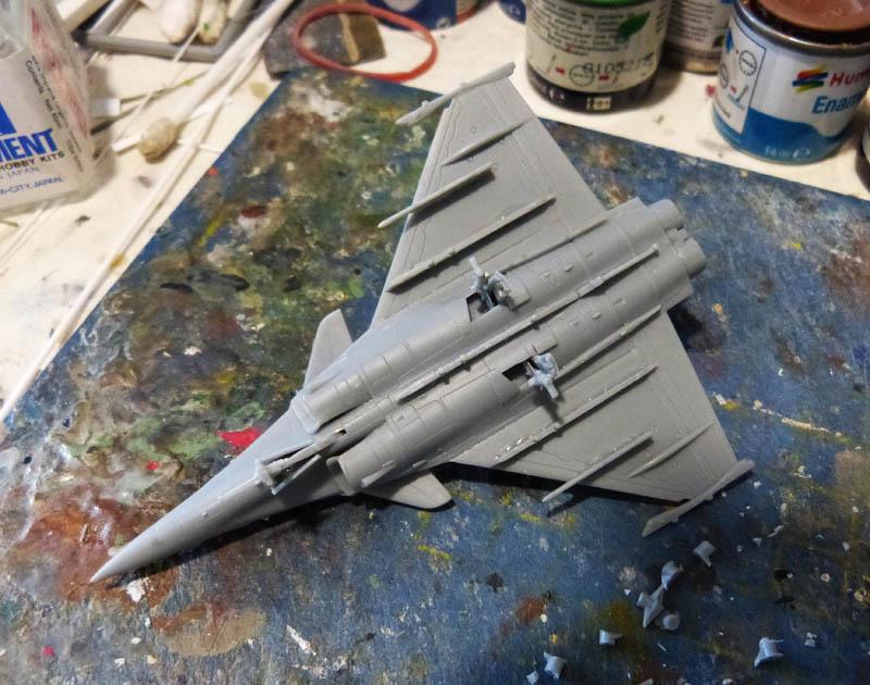 [Trumpeter] Dassault Rafale M - 1/144 Rafale24