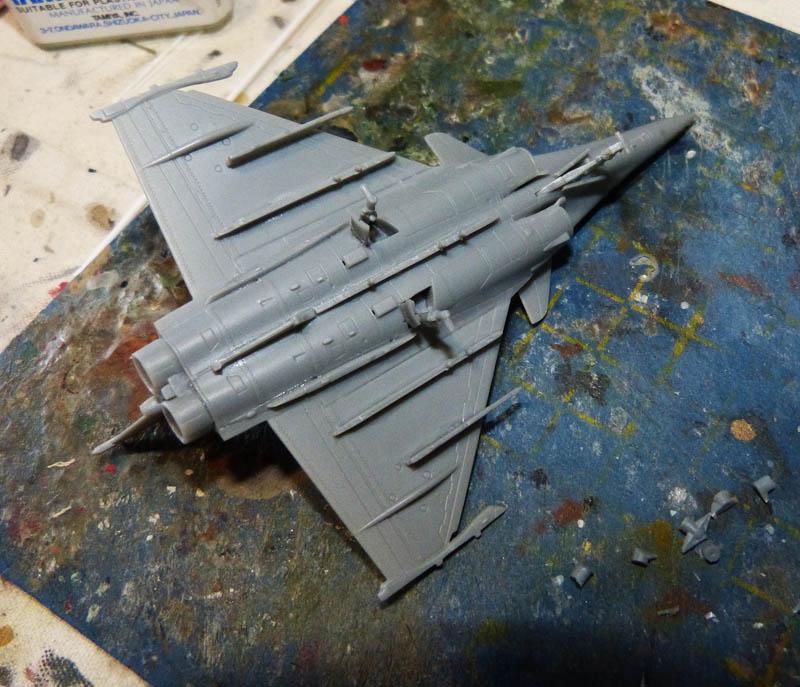 [Trumpeter] Dassault Rafale M - 1/144 Rafale25