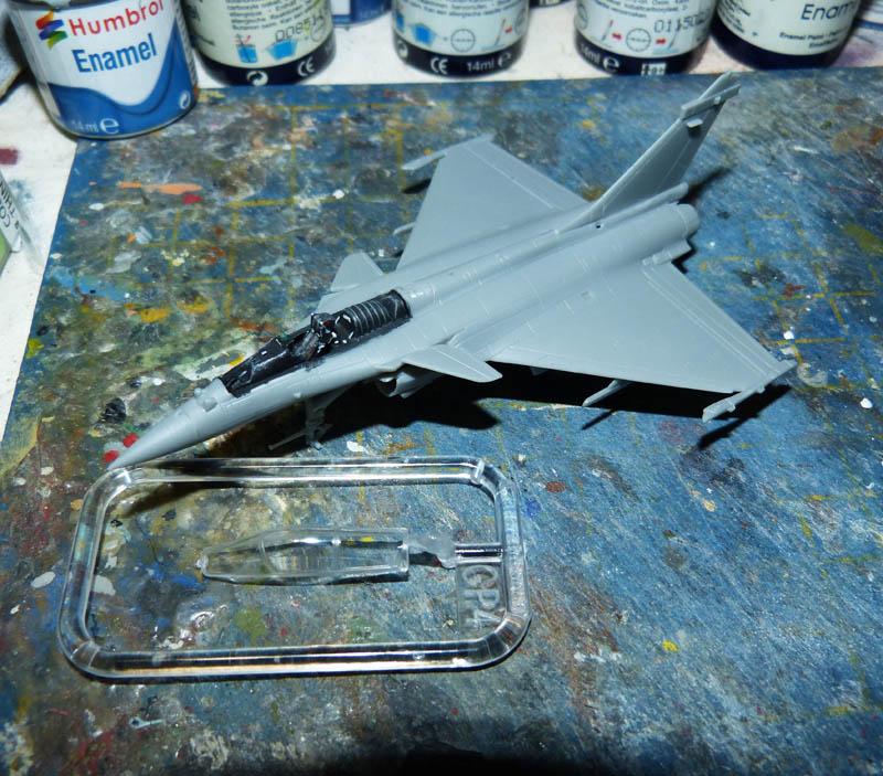 [Trumpeter] Dassault Rafale M - 1/144 Rafale26