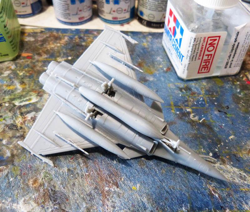 [Trumpeter] Dassault Rafale M - 1/144 Rafale28