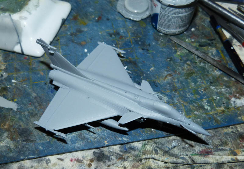 [Trumpeter] Dassault Rafale M - 1/144 Rafale29
