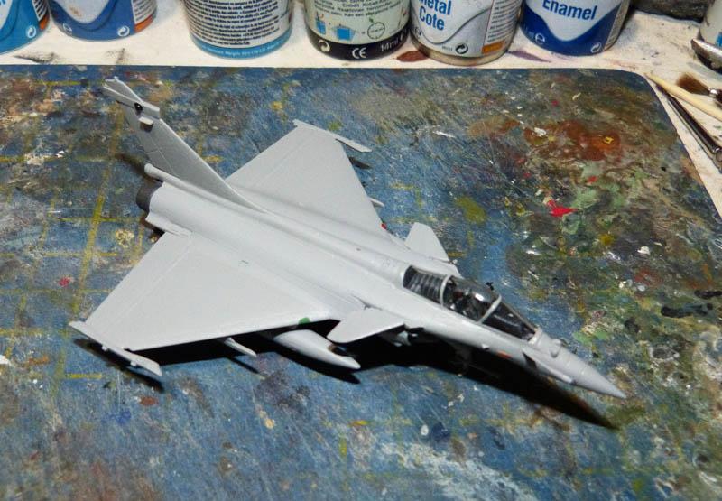 [Trumpeter] Dassault Rafale M - 1/144 Rafale30
