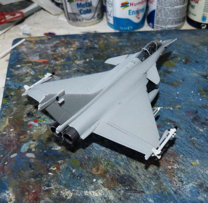 [Trumpeter] Dassault Rafale M - 1/144 Rafale36