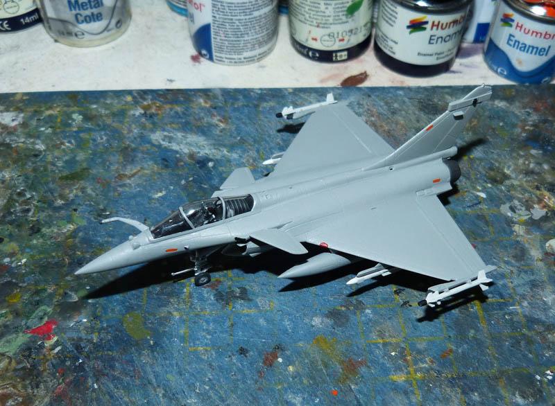 [Trumpeter] Dassault Rafale M - 1/144 Rafale38