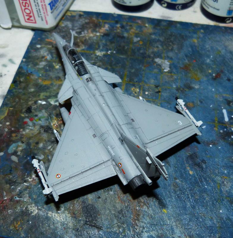 [Trumpeter] Dassault Rafale M - 1/144 - Page 2 Rafale39