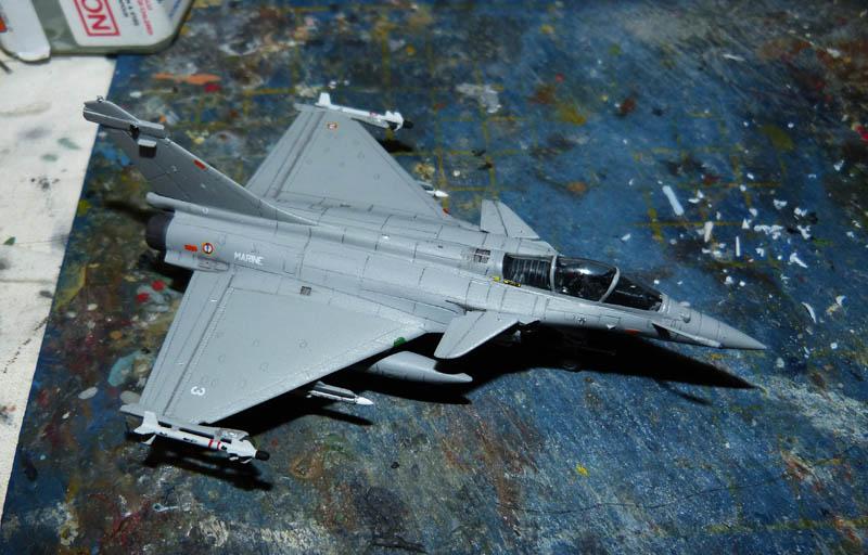 [Trumpeter] Dassault Rafale M - 1/144 - Page 2 Rafale40
