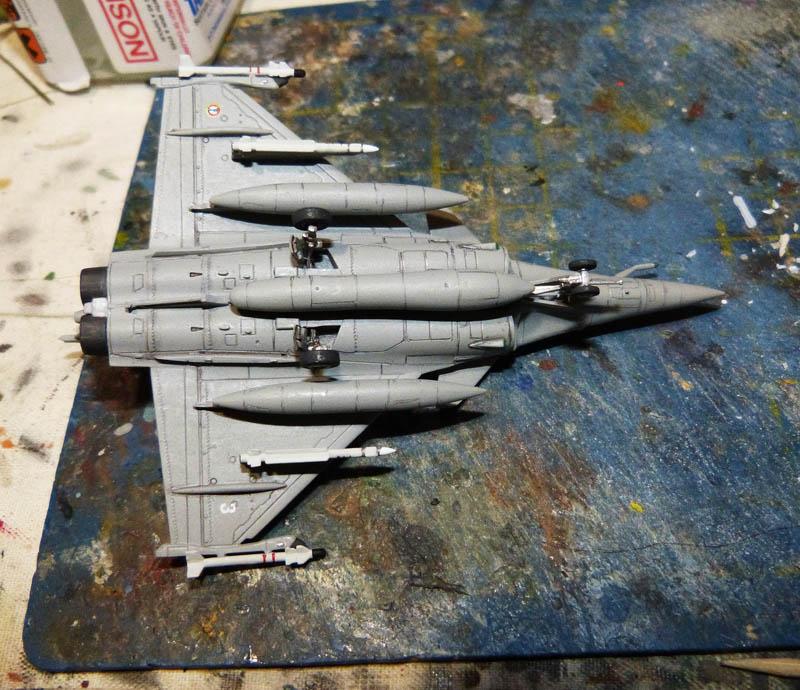 [Trumpeter] Dassault Rafale M - 1/144 - Page 2 Rafale41