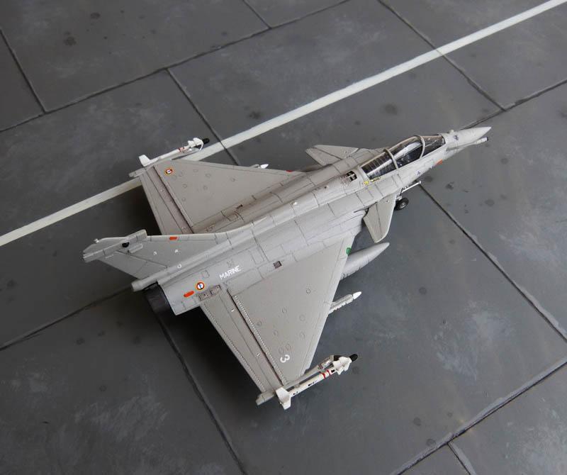 [Trumpeter] Dassault Rafale M - 1/144 - Page 2 Rafale44
