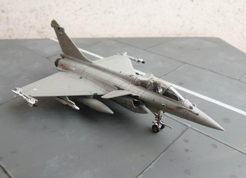 [Trumpeter] Dassault Rafale M - 1/144 - Page 2 Rafale45