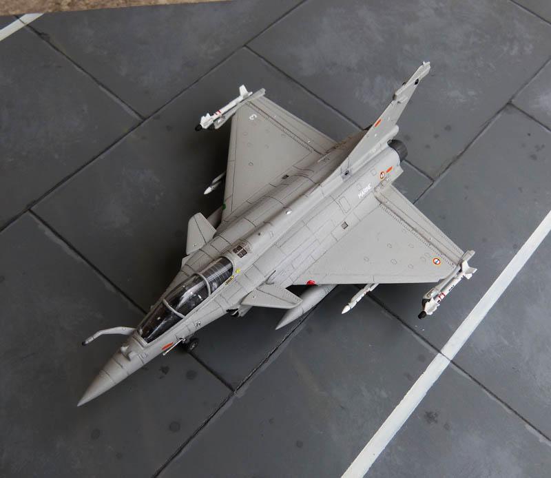 [Trumpeter] Dassault Rafale M - 1/144 - Page 2 Rafale47