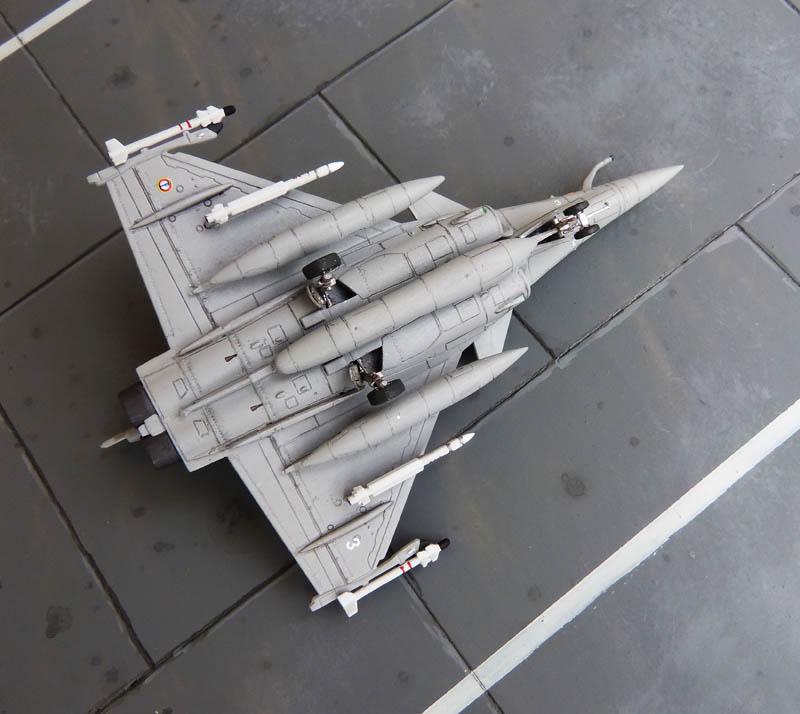 [Trumpeter] Dassault Rafale M - 1/144 - Page 2 Rafale51