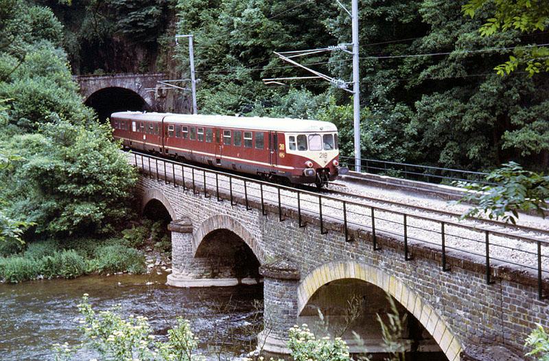 Nouveau module - Ligne du Nord - Luxembourg - Cfl07210