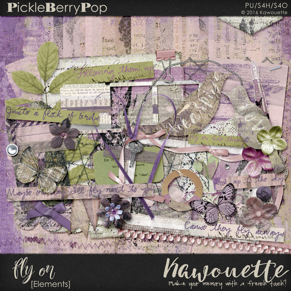 Fly on - Pickle barrel April Elemen10