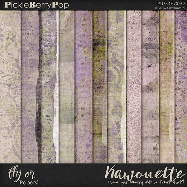Fly on - Pickle barrel April Papers10
