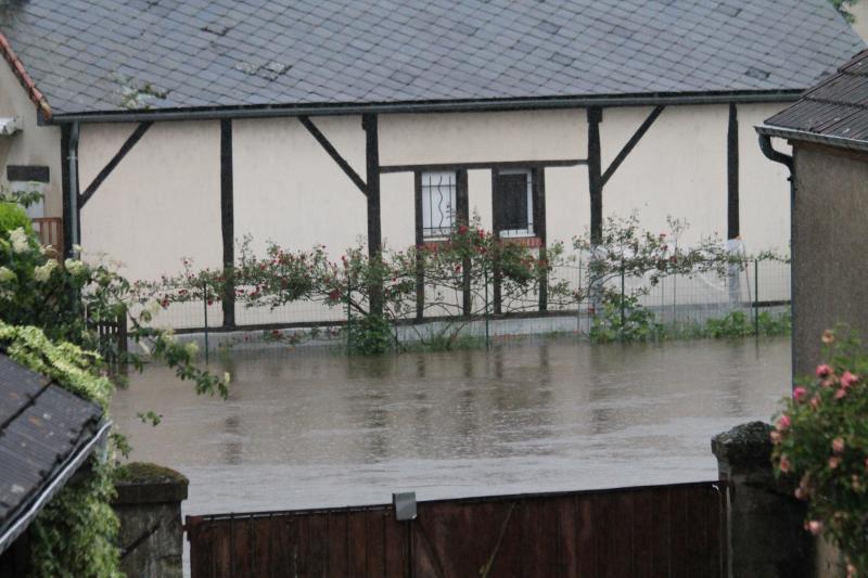 Inondations chez moi.... 20160521