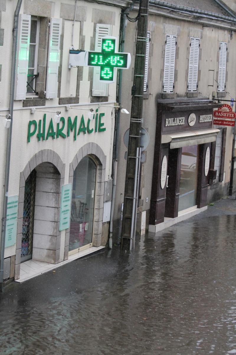 Inondations chez moi.... 20160529