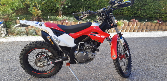 (Vendu) Montesa  4 RIDE  20181013