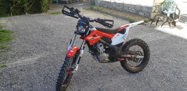 (Vendu) Montesa  4 RIDE  20181015