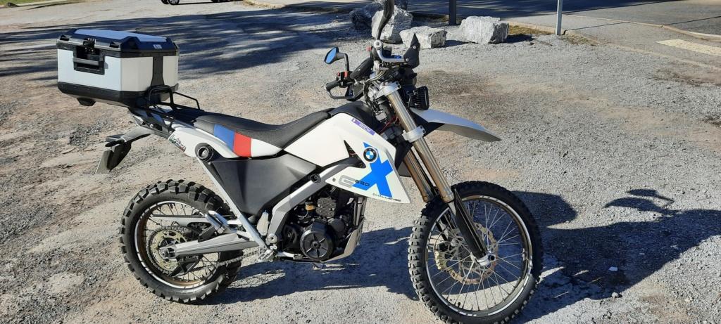 BMW X Challenge 650 2007 20210210