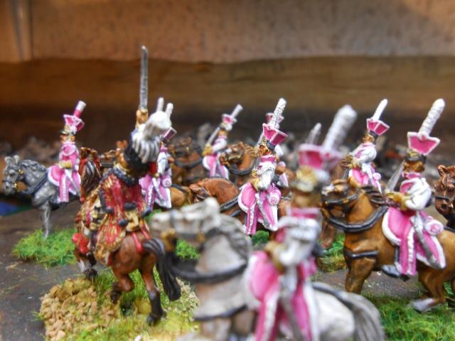 Nouvelle livraison : Les Marins de la Garde,l'infanterie en manteau et Murat . Berg_610
