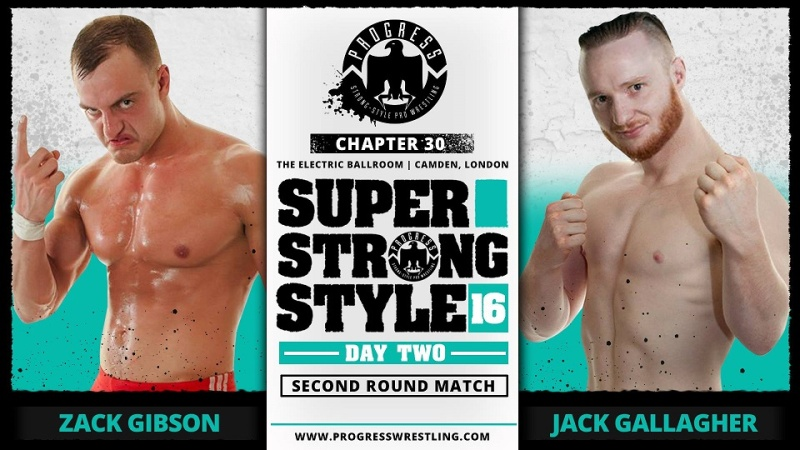 PROGRESS Chapitre 30: Super Strong Style 16 Day 2 (30/05/16) 0210