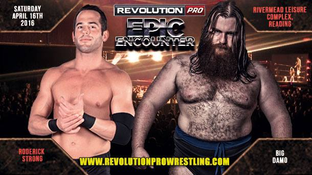 Revolution Pro Wrestling - Epic Encounter (16/04/16) 12990810