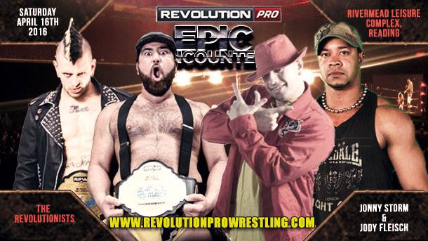 Revolution Pro Wrestling - Epic Encounter (16/04/16) 12993410