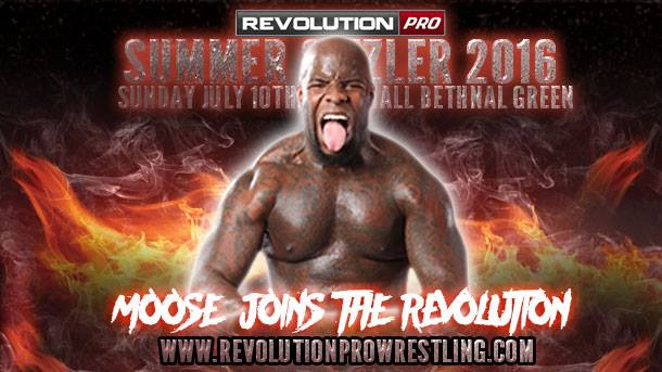 Revolution Pro Wrestling - Summer Sizzler 2016 (10/07/16) 13091910