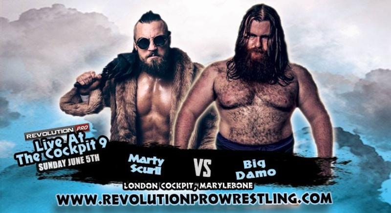 Revolution Pro Wrestling - Live At The Cockpit 9 (05/06/16) 13173810
