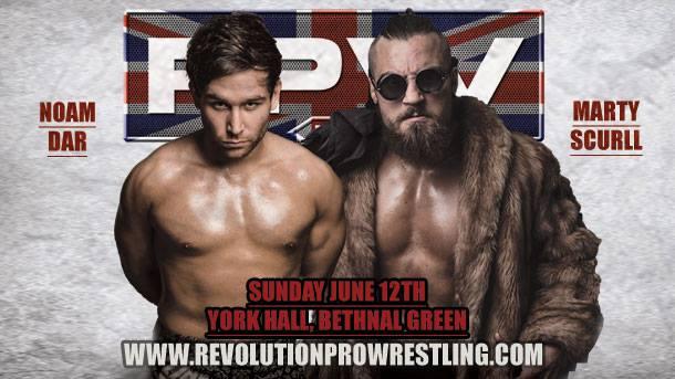 Revolution Pro Wrestling - Angle vs Sabre (12/06/16) 13177210