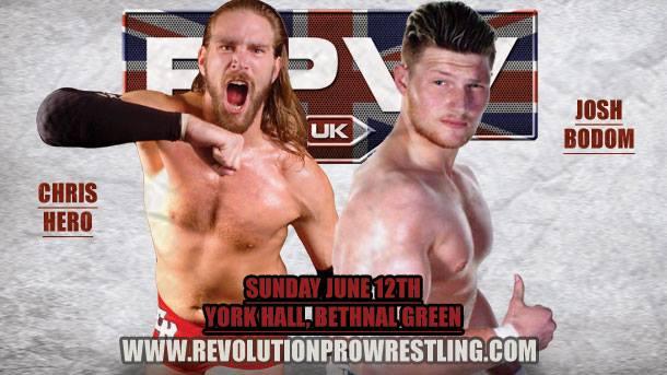 Revolution Pro Wrestling - Angle vs Sabre (12/06/16) 13177410