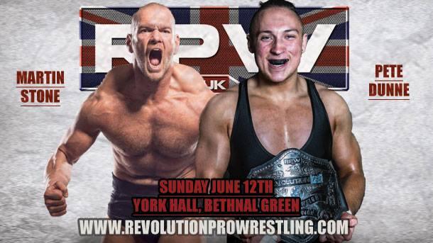 Revolution Pro Wrestling - Angle vs Sabre (12/06/16) 13177512