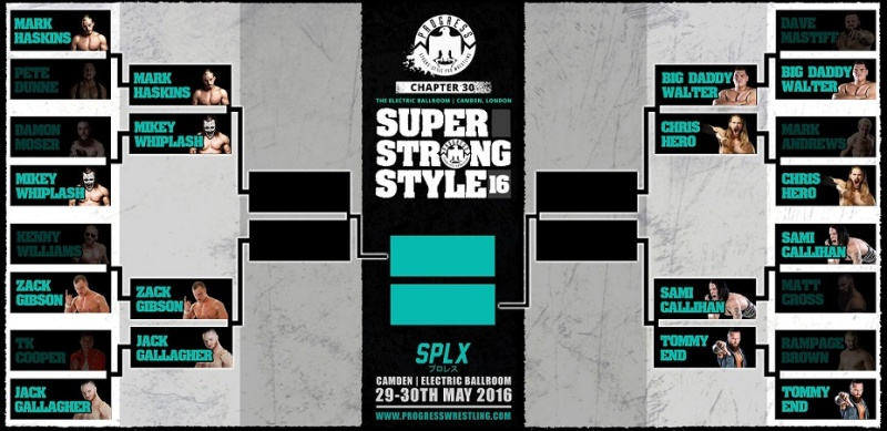 PROGRESS Chapitre 30: Super Strong Style 16 Day 2 (30/05/16) 13268310