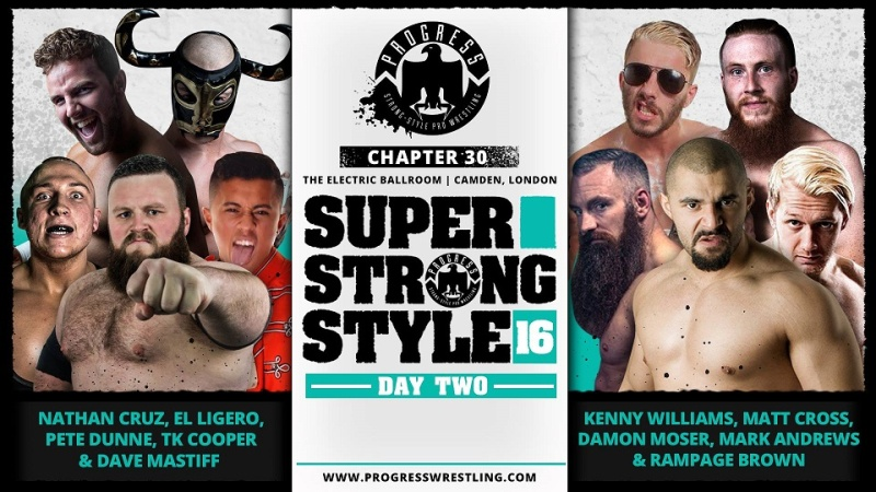 PROGRESS Chapitre 30: Super Strong Style 16 Day 2 (30/05/16) 13301410