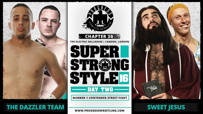 PROGRESS Chapitre 30: Super Strong Style 16 Day 2 (30/05/16) 13323310